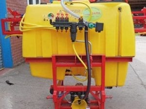 Tractor Mounted Sprayer – 400 Ltr 10m Boom