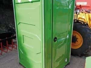 SITE CHEMICAL TOILET (Container : Pump Out)