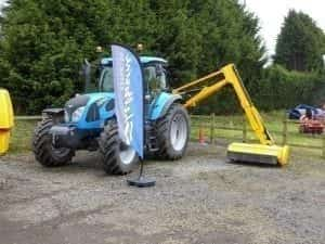 Shelbourne Reynolds 660T Hedge Cutter