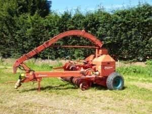 Used Kverneland Ten X Forage Harvester