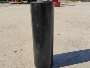 Black Bale Wrap 750mm x 1500mm x 25 MU