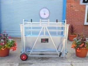 New Mechanical Weighing Scales – Sheep/Lamb/Pig/Goat