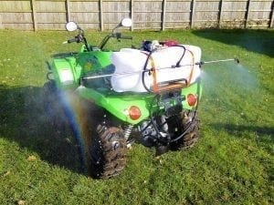 100 Ltr ATV Quad Sprayer
