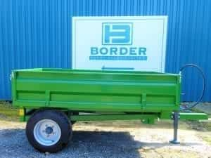 1.25 Tonne Compact Tipping Trailer