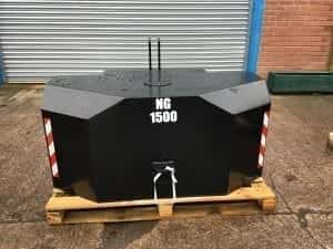 1500KG Front Tractor Weight