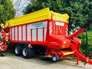EUROPROFI COMBILINE LOADER WAGGON – AVAILABLE FOR PRE-ORDER