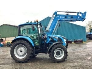 Landini 5-120 Complete With Front Loader