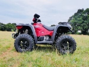 ATV EQUIPMENT