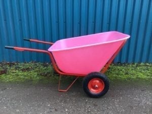 300 Ltr Wheelbarrow – PINK