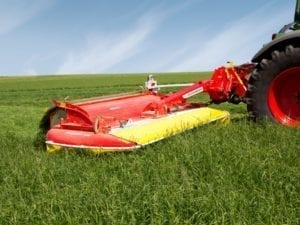 POTTINGER NOVACAT 302 ED MOWER