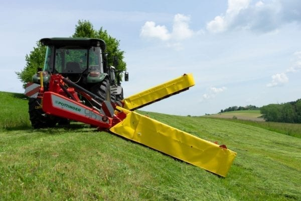 POTTINGER MOWER