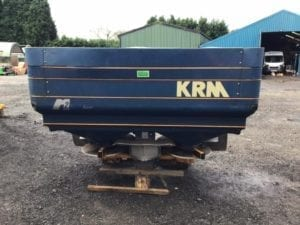 KRM FERTILISER SPREADER