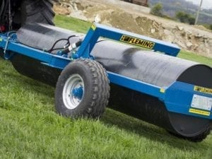 12FT END TOW ROLLER