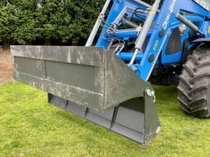 4 IN 1 2M HYDRAULIC BUCKET