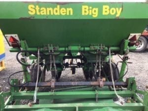 POTATO PLANTER STANDEN H200