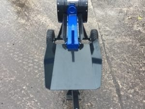 KINETIC ELECTRIC LOG SPLITTER