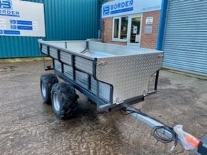 ATV TIPPING TRAILER 2M