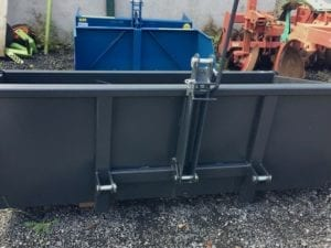 2M (6FT6) MANUAL TIPPING TRANSPORT BOX
