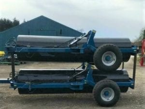 12FT END TOW FLEMING ROLLER