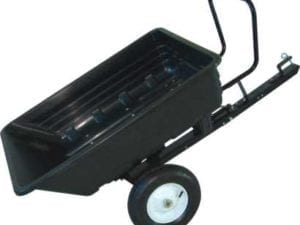 ATV TRAILER WITH MANUAL TIP 500LB CAPACITY