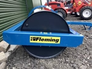 10 ft Fleming Trailed Roller