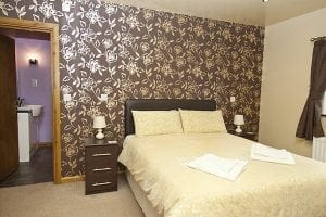 Hopley House double bedroom with en suite