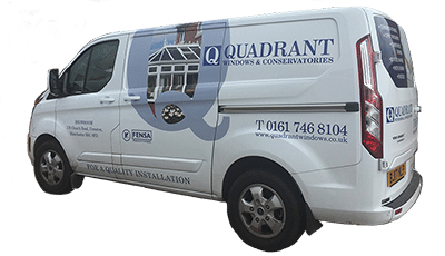 Quadrant Windows Van