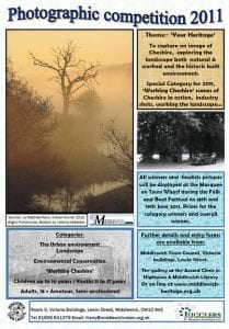 Photographic Competition Exhibition: 'Your Heritage'  – 18th & 19th June 2011