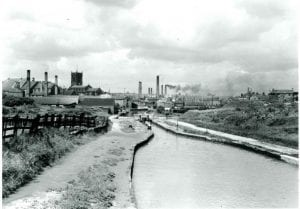 Picture of the Salt Works at Middlewich