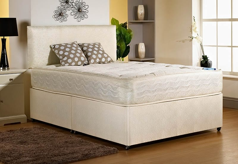Double bed without Storage