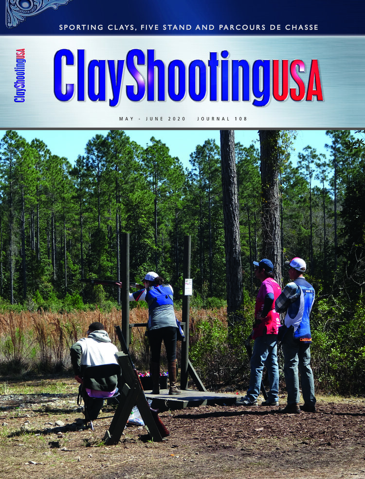 ClayshootingUSA magazine article