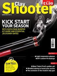 Clay Shooter magazine - SP Launch Review