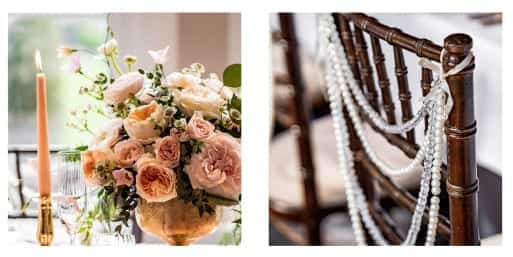 wedding venue styling cheshire