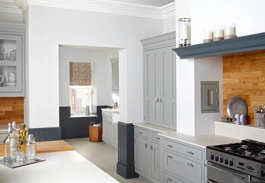 traditional kitchen design cheshire